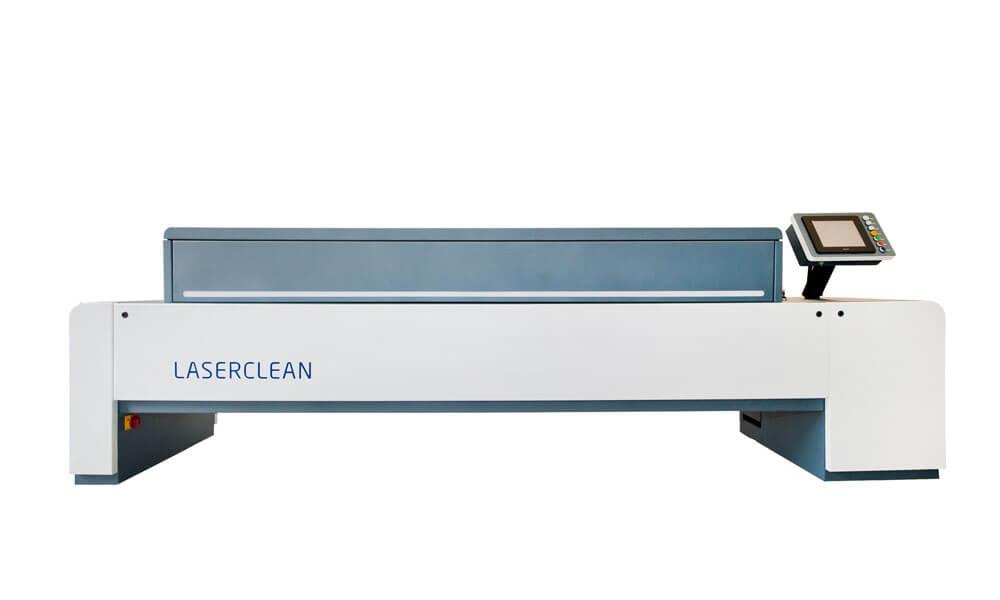 Walzenreinigungsmaschine: ALCS-1000-S-full-front