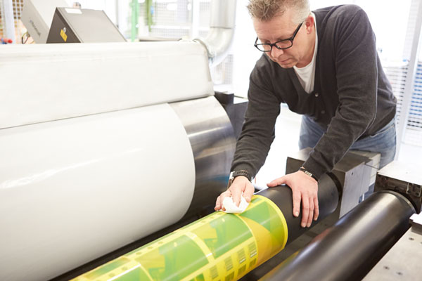 Druckverfahren Drucktechnischer Service