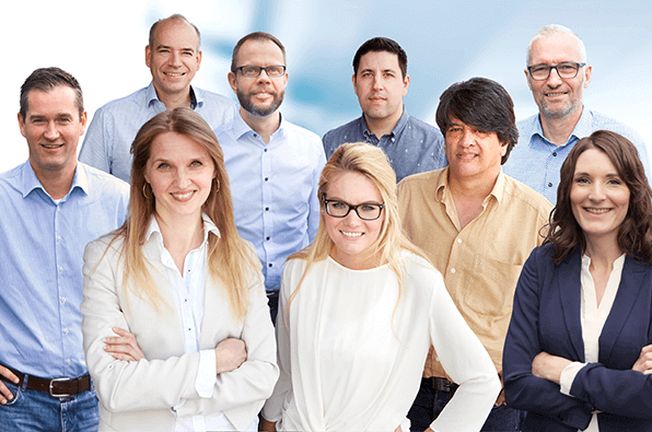 Zecher GmbH Vertriebsteam